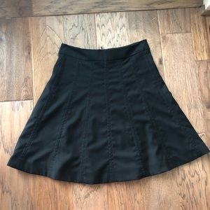 NEW WITH TAGS H&M Black Skirt